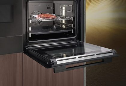 De Siemens Fullsteam Oven