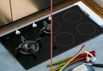 Koken op inductie of gas: wat is de beste optie?